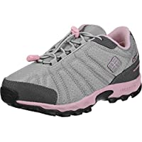 Columbia Unisex Kids' Youth Firecamp Sledder Ii Wp Low Rise Hiking Shoes