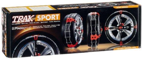 Maggigroup-CATRASP217-Trak-Sport-Catene-da-Neve-Set-di-2