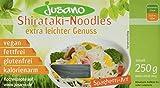 Jusano Shirataki Noodles - Spaghetti Art, 5er Pack (5 x 250 g)