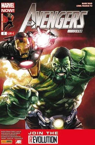 Avengers universe 002