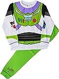 Buzz Lightyear Pijama Novedad Disfraz Toy Story Conjunto Pijama -...