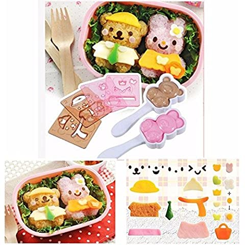 Bargain World 6pcs / set kawaii pp