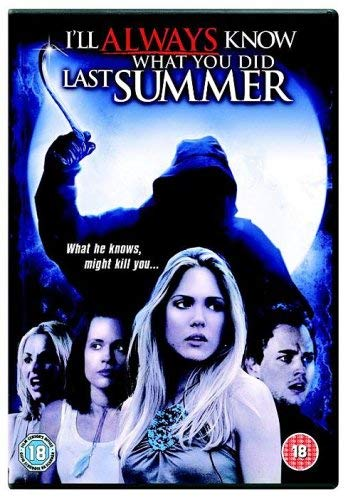 I'Ll Always Know What You Did Last Summer [Edizione: Regno Unito] [Edizione: Regno Unito]