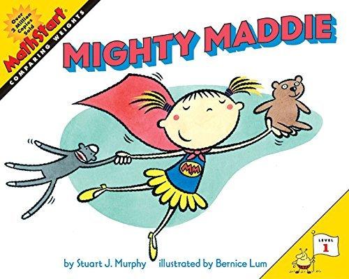 Mighty Maddie (MathStart 1) by Stuart J. Murphy (2004-09-21)