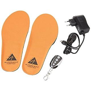 Alpenheat Bootheater Wireless Hotsole, Orange, L/XL, AH10-L-XL