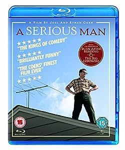 A Serious Man [Blu-ray] [2009] [Region Free]