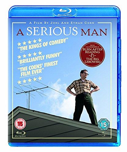 A Serious Man [Edizione: Regno Unito] [Reino Unido] [Blu-ray] 51D8 O2 PsL