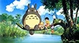My Neighbor Totoro Customized 44x24 inch Silk Print Poster Affiche de la Soie/WallPaper Great Gift