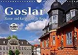 Goslar - Hanse- und Kaiserstadt im Harz (Wandkalender 2018 DIN A4 quer): Weltkulturerbe im Harz (Geburtstagskalender, 14 Seiten ) (CALVENDO Orte) [Kalender] [Apr 01, 2017] LianeM, k.A - CALVENDO