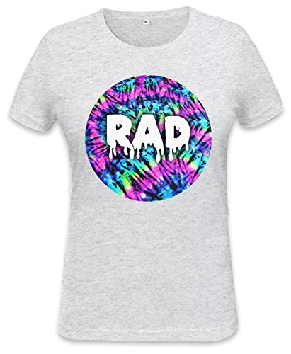 RAD FESTIVAL ALL OVER PRINT ACID TYE DYE DRUGS SWAG Womens T-shirt XX-Large (Top Shirt Tye-dye Tank)