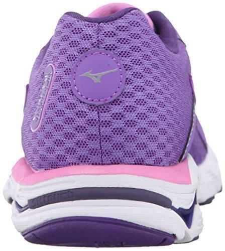 11 Pink Wave Mizuno Inspire Maschenweite Lavender White Wave Mizuno Laufschuh wq6qPxHzvI