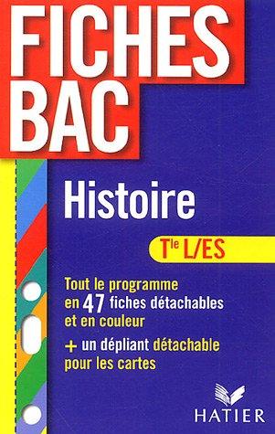 Histoire Tle L/ES