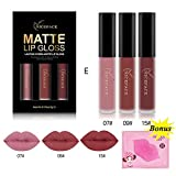 Lippenstift set Liquid Matt Lip Gloss OYOTRIC