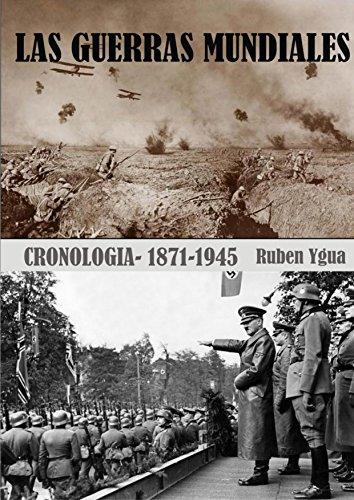 LAS GUERRAS MUNDIALES: CRONOLOGIA- 1871- 1945 por Ruben Ygua
