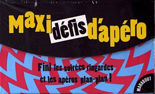 Bote Maxi dfis d'apro Nouvelle Edition