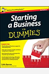 Starting a Business For Dummies Kindle Edition