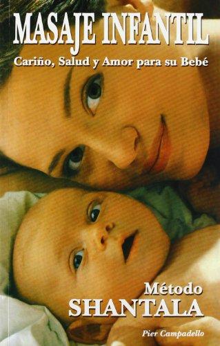 Masaje infantil (metodo shantala) - 9788480556064