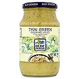 Blue Dragon Thai Grün Salsa dem Curry 410g (Packung von 6)