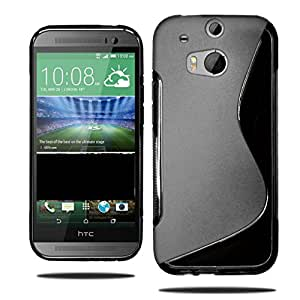 OPUS S Line Silicon Luxury Back Cover FOR HTC M8 + 2 OTG CABLE FREE