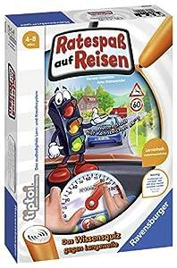 Ravensburger 00525 Juguete para el Aprendizaje - Juguetes para el Aprendizaje (280 mm, 190 mm, 60 mm)
