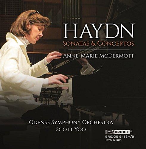 Preisvergleich Produktbild Piano Sonatas and Concertos of Haydn