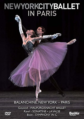 New York City Ballet à Paris. Balanchine : New York - Paris