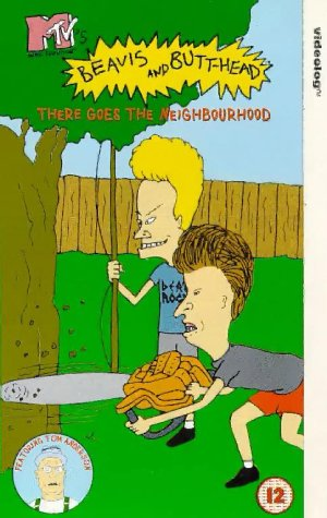 beavis-butthead-there-goes-the-neighborhood-uk-import-vhs