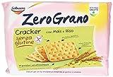 Galbusera - Zero Grano, Cracker senza glutine, con Mais e Riso - 380 g