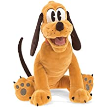 Pluto the Dog Hand Puppet Disney Mickey Mouse Plush Soft Stuffed Toy Animal Character Puppets XL Toys