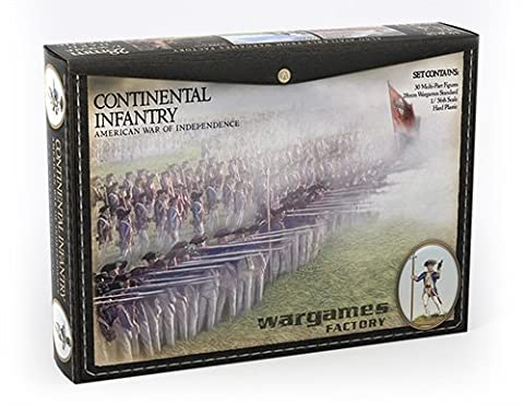 Continental Infantry American War of Independence