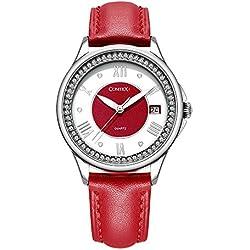 Comtex- Reloj analógico de cuarzo