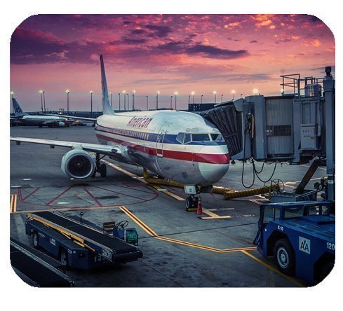 american-airlines-passenger-jet-mousepad-personalized-custom-mouse-pad