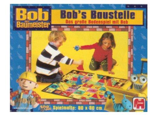 Bob's Baustelle, Würfelspiel, für 2-4 Spieler