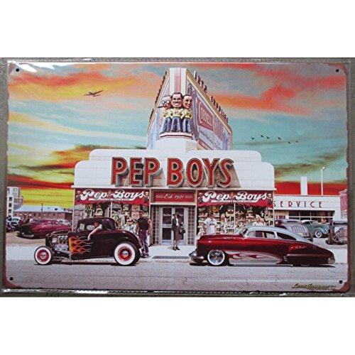 hotrodspirit-plaque-pep-boys-diner-hot-rod-et-kustom-affiche-tole-metal
