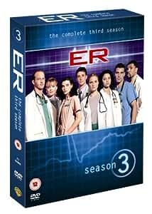 ER: The Complete Third Season [DVD] [2005]