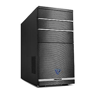 ordenadores de sobremesa: Medion Akoya P62006 - Ordenador de sobremesa (Intel Core i7-8700, RAM de 8GB, HD...