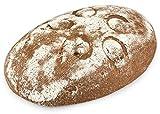 Bäckerei Speigelhauer Demeter Traubenkernbrot 750g Traubenkernmehl OPC Brot Dinkelvollkorn weizenfrei