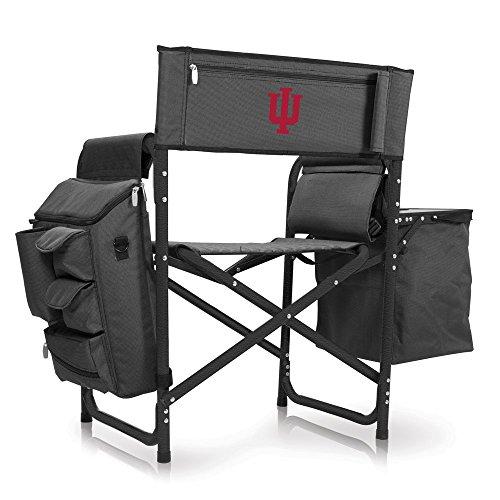 Picnic Time NCAA Indiana Freiwurf (Film) tragbar Fusion Stuhl -