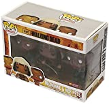 Funko P.O.P Television Walking Dead Michonne and Glow in The Dark Pet Zombies (3-Pack)