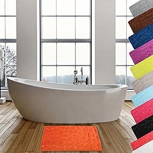 Badezimmerteppich Orange Gunstig Online Kaufen Dein Mobelhaus