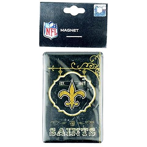 New Orleans Saints Kühlschrankmagnet - Magnet - NFL Football Fanartikel (New Orleans Saints Magnet)