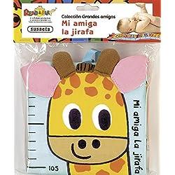 Mi amiga la jirafa (Grandes amigos)