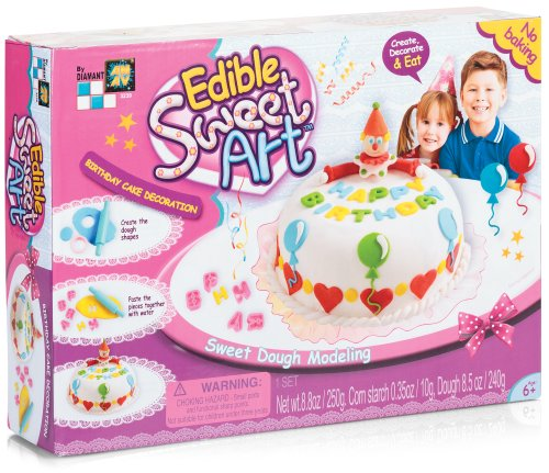 edible-sweet-art-birhday-cake-decoration-create-decorate-eat-sweet-dough-modeling
