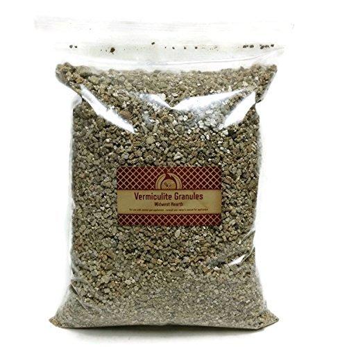 Midwest Herzen Vermiculite Granulat für Gas-Protokolle-12Oz Bag (Gas-kamin-protokolle)