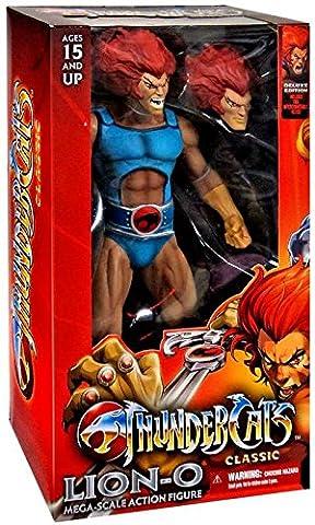 "Thundercats 14"" Mega Scale Figure: Lion-O (Deluxe Edition)"