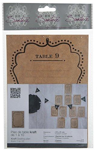 vintage-party-1-10-tischkarten-speisekarten-oder-ablaufplan-der-veranstaltung