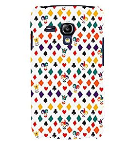 TOUCHNER (TN) Cards Symbols Back Case Cover for Samsung Galaxy S3 Mini::Samsung Galaxy S3 Mini i8190