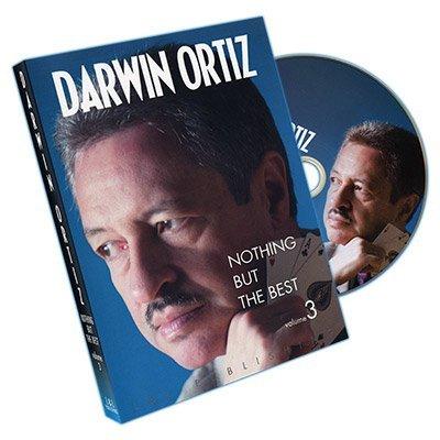 murphys Darwin Ortiz - Nothing But The Best V3 by L&L Publishing - DVD V3 Dvd