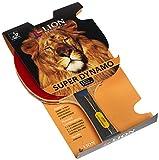 Lion Super Dynamo Tischtennisschläger - Rot
