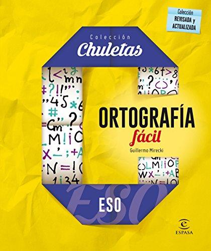 Ortografía Fácil Para La ESO por Guillermo Mirecki